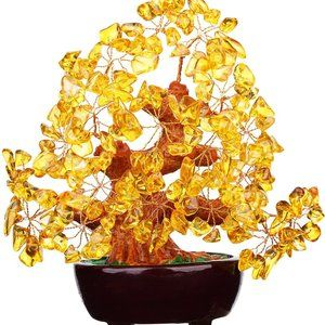 Other - Lucky Citrine Money Tree